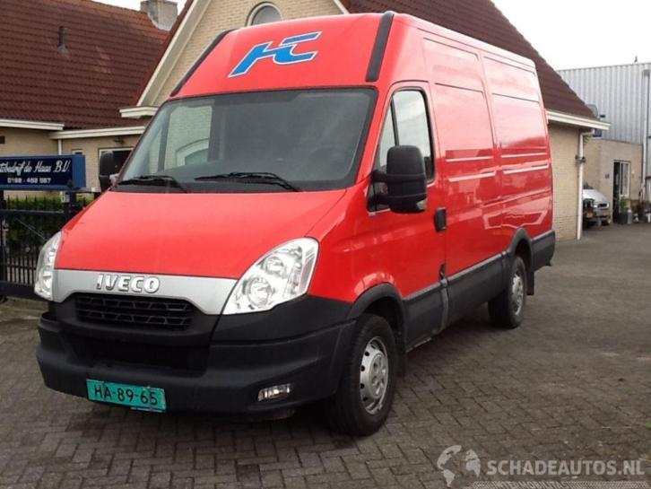 Iveco Daily 35S15 (bj 2014)