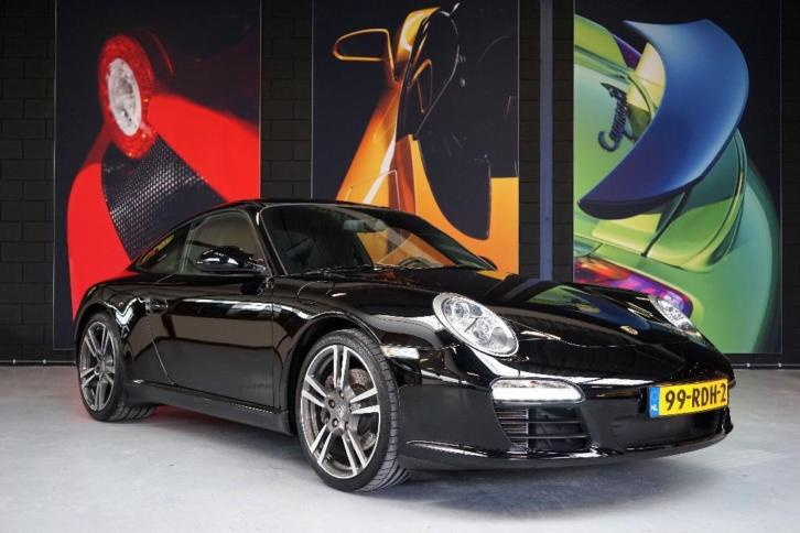 Porsche 911 3.6 Carrera Black Edition PDK