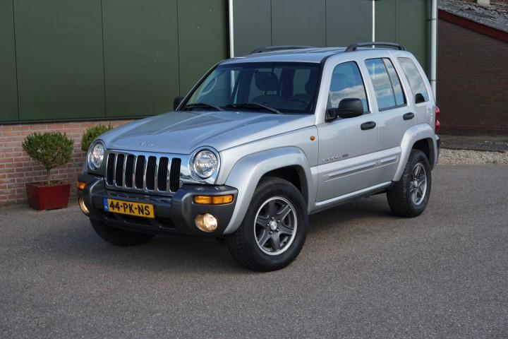 Jeep Cherokee 3.7i V6 EXTREME SPORT 4WD AUTOMAAT, AIRCO, CRU