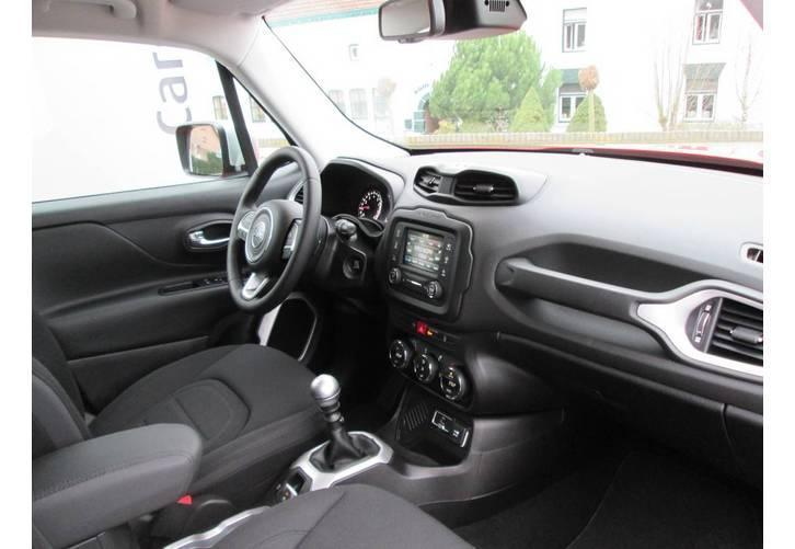 Jeep Renegade 1.4 MultiAir Limited FWD H6 / Xenon / 18inch