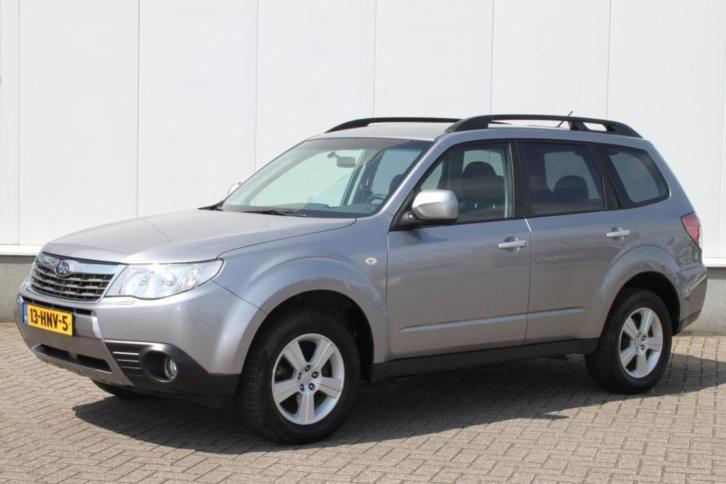 Subaru Forester 2.0 Luxury | Clima | Cruise | Trekhaak | Xen