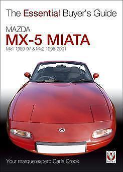 Mazda MX5 Essential Buyers Guide