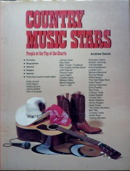 Andrew David: Country music stars [1980]