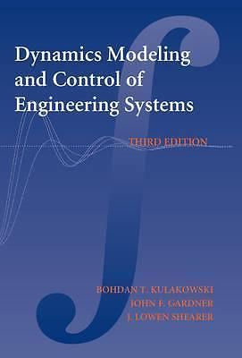 Dynamic Modeling and Control of Engineering 9781107650442