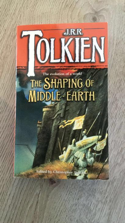 J. R. R. Tolkien the Shaping of middle-earth