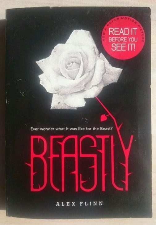 Beastly - Alex Flinn (English)