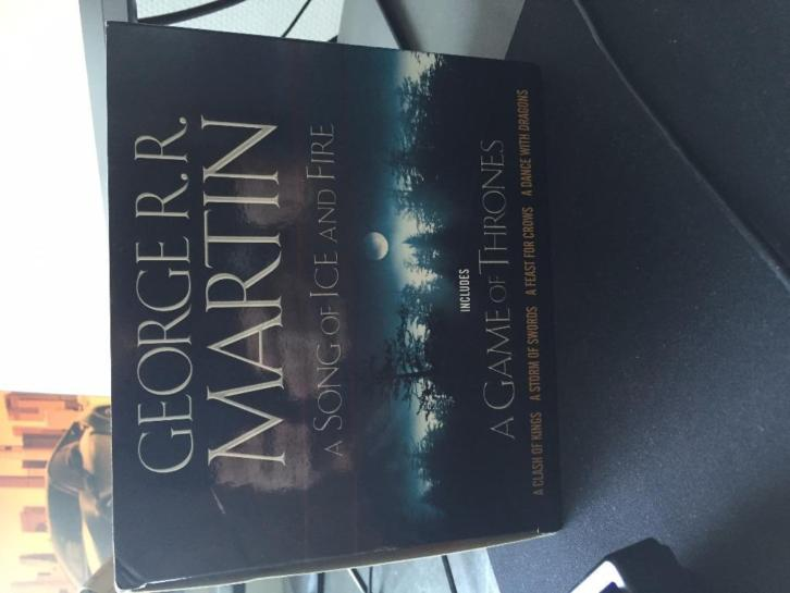 Game of Thrones boeken