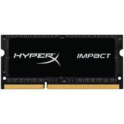 Kingston 8GB 2133MHz DDR3L CL11 SODIMM 1.35V HyperX Impact B