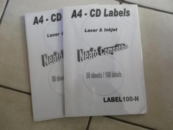 d-dvd labels