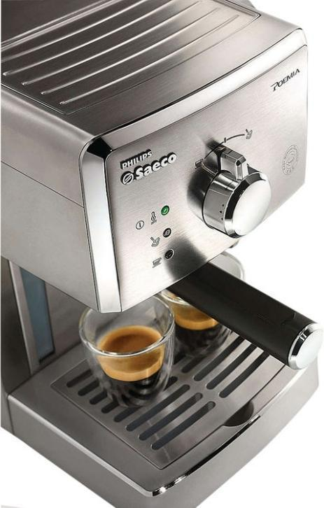 Saeco Poemia HD8427/11 koffiemachine