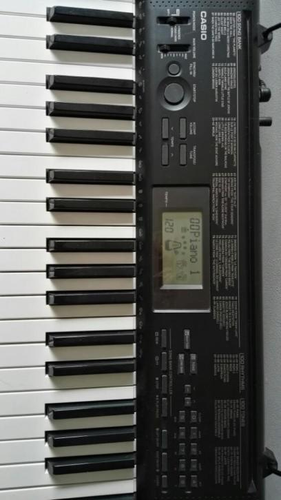 Goedwerkende Casio keyboard!