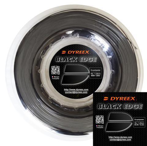 Dyreex black edge 1.25. 12m Onze Topper!