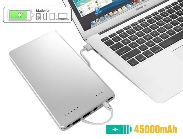45.000 mAh laptop powerbank