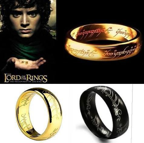 Lord Of The Rings / The Hobbit Ring nieuw