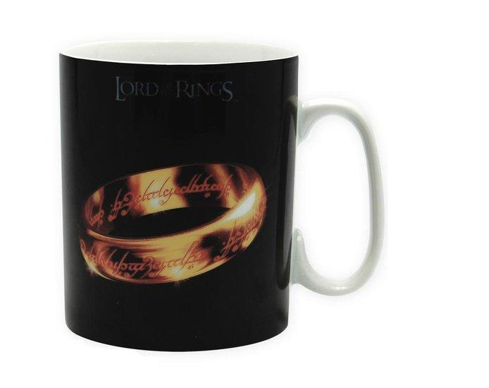 Lord Of The Ring Mok Ring & Sauron