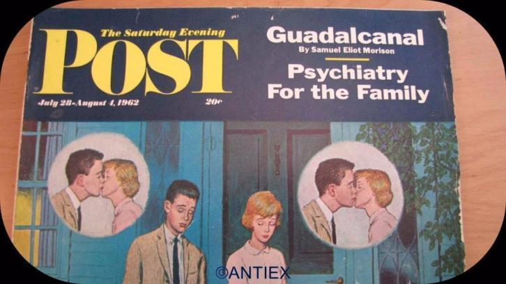 9552| saturday evening post july 28 - 1962 bieden vanaf €5