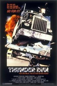 16 mm film, thunder run