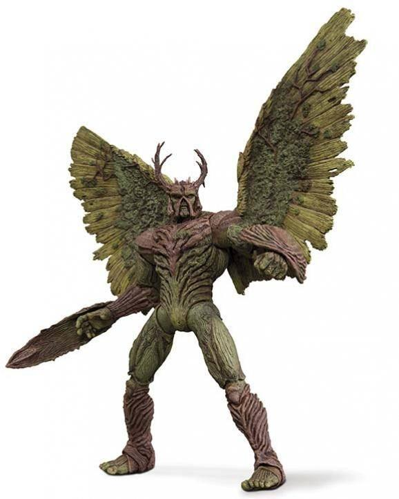 DC Comics The New 52 Deluxe Swamp Thing Action Figure