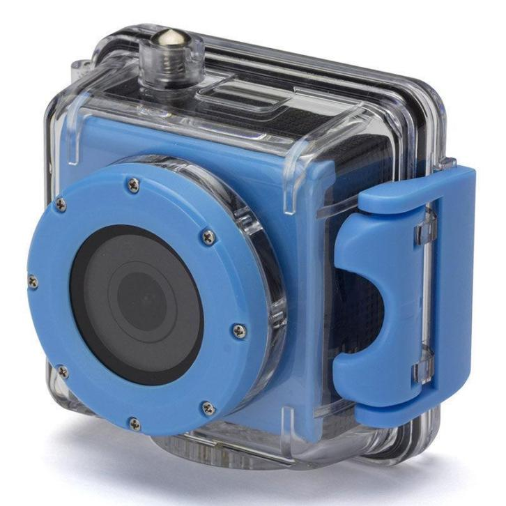 Kitvision Splash 1080p Action Camera Blue