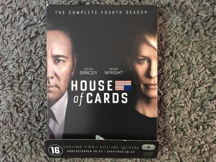 House of cards seizoen 4
