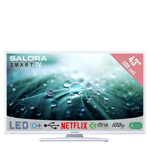 Salora 43LED9112CSW Smart LED tv voor € 339.05