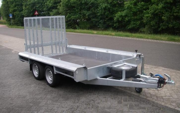 Nieuwe Vlemmix Machinetransporter Machine Transporter 2700KG