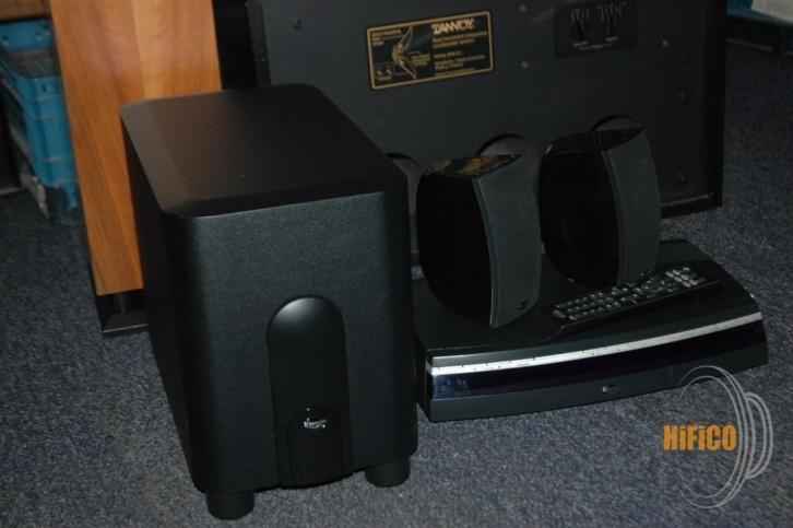 Klipsch CS-500 2.1 Home Theater set high end