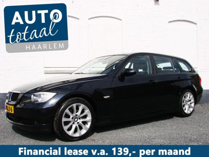 BMW 3 Serie Touring 318I High Executive M Pakket- Navi-Sport