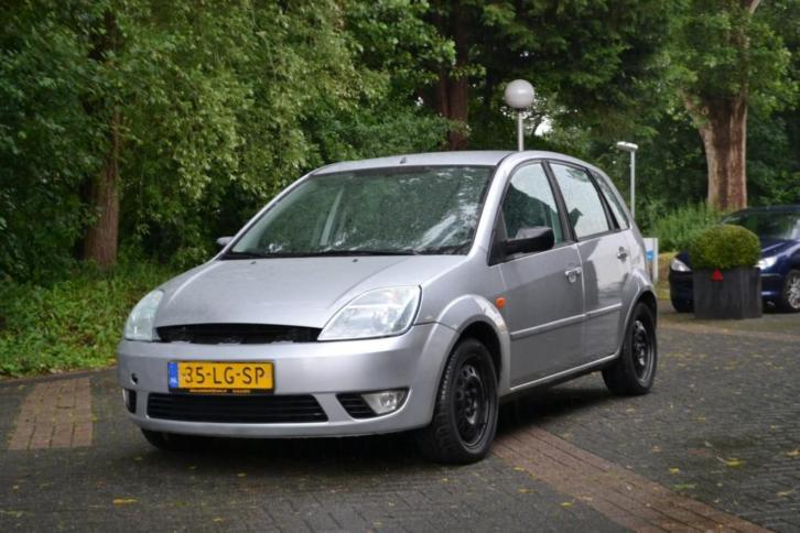 Ford Fiesta 1.4 TDCI FIRST EDITION AIRCO. ! (bj 2003)