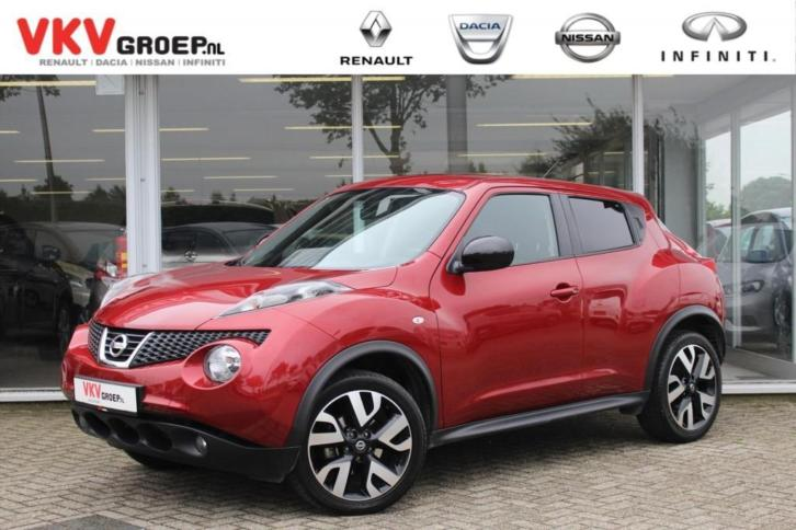 Nissan Juke 1.6i-16V 117pk CONNECT EDITION AUTOMAAT