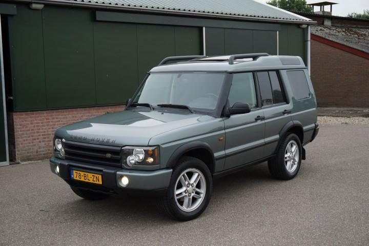Land Rover Discovery 2.5 TD5 S SUMMIT , 2e EIG DEALER onderh