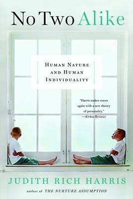 No Two Alike: Human Nature and Human 9780393329711