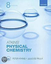 9780198700722 Atkins Physical Chemistry