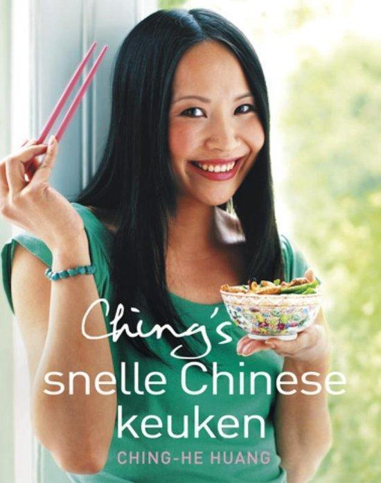 Ching's snelle Chinese keuken -Ching He Huang-incl.verzende