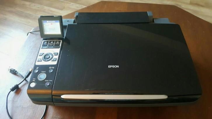 Epson Stylus DX8450 All-in-one printer