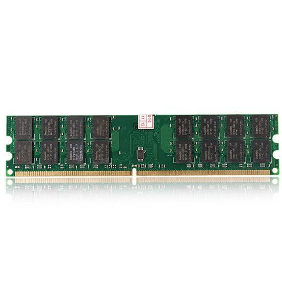 4GB DDR2 800MHZ PC2-6400 240 Pins Desktop PC Memory AMD M...