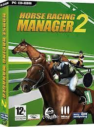 Te koop PC CD-Rom Horse Racing Manager 2