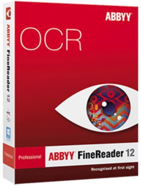ABBYY FineReader 12 Professional Edition