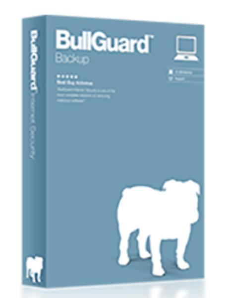 BullGuard Online Backup 10GB 5-PC 1 jaar