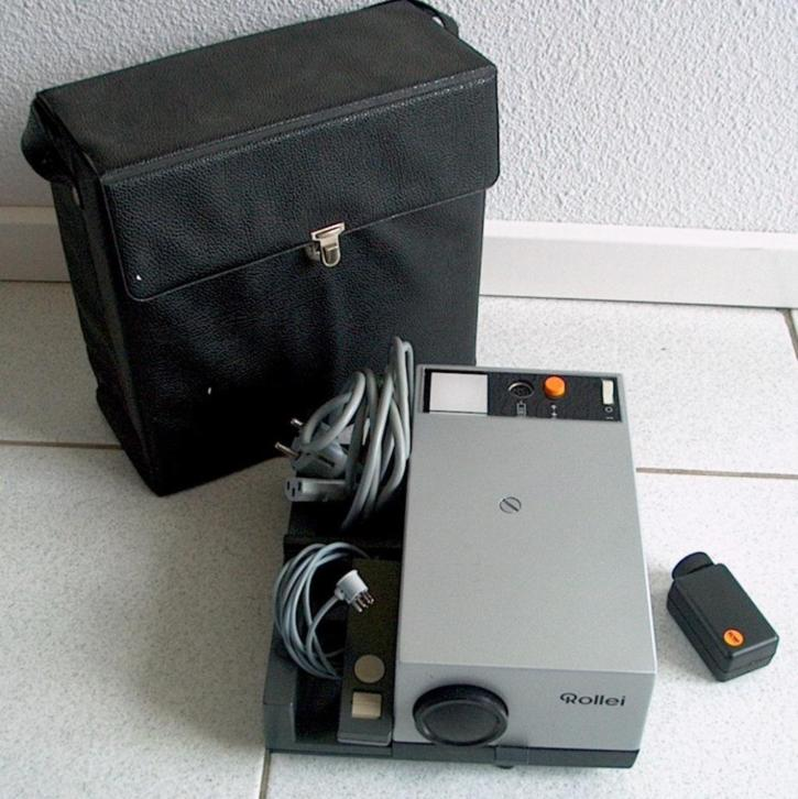 Rollei diaprojector