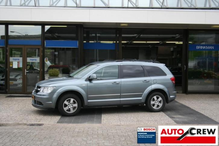 DODGE Journey 2.4 SXT BUSINESS EDITION AUT4