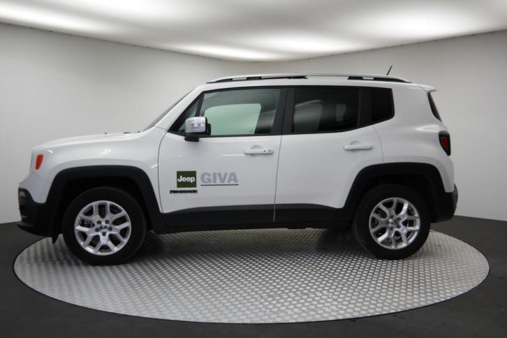 Jeep Renegade 1.4 MultiAir Limited AWD (bj 2015, automaat)