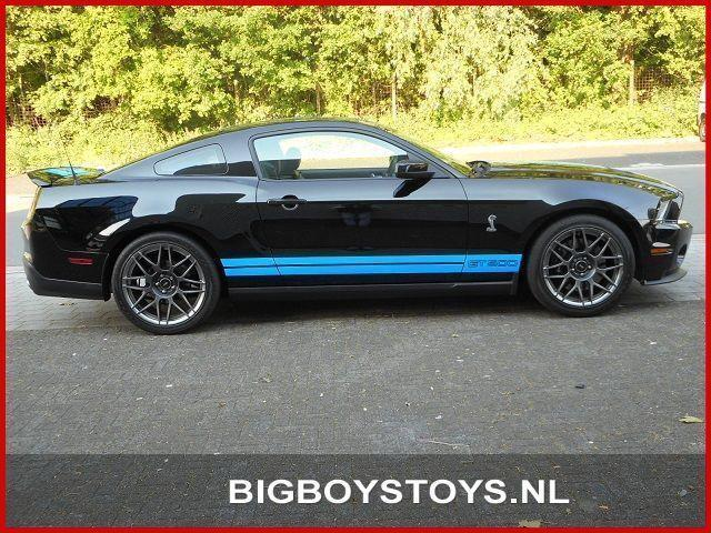 Ford USA Mustang Shelby GT500 SVT (bj 2010)