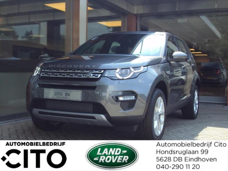 Land Rover Discovery Sport 2.0 SI4 4WD AUT9