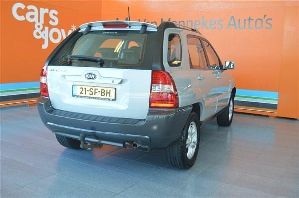 Kia Sportage 2.0 CVVT Executive,Climate,Trekhaak.