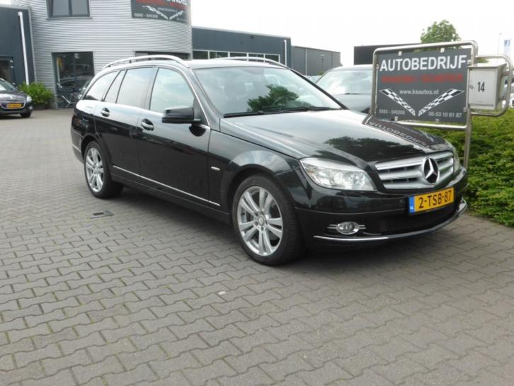 Mercedes-Benz C-Klasse Estate 220 CDI AVANTGARDE Automaat