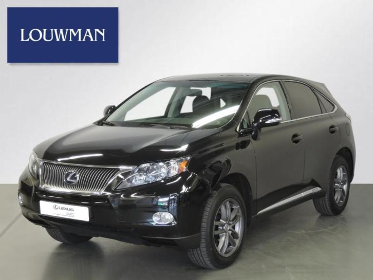 Lexus RX 450H 2WD PREFERENCE (bj 2011, automaat)