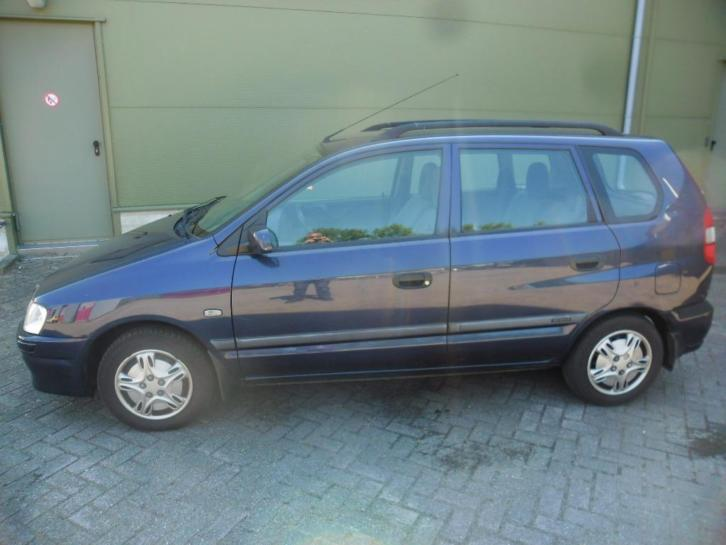Mitsubishi Space-Star 1.9 DI Family, bj2002, AIRCO