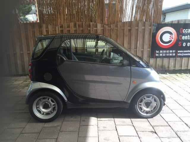 Smart Smart 0.6 Passion 40kW Aut (bj 2002)