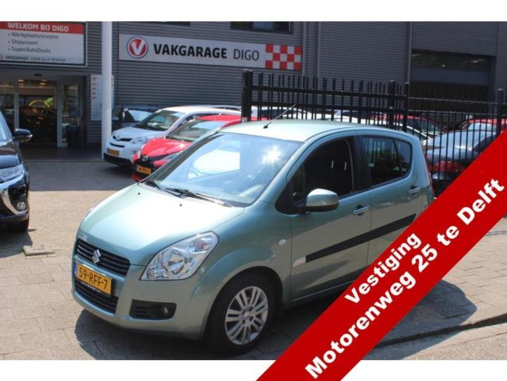 Suzuki Splash 1.2 EXCLUSIVE NAVI.TREKHAAK. TOPSTAAT